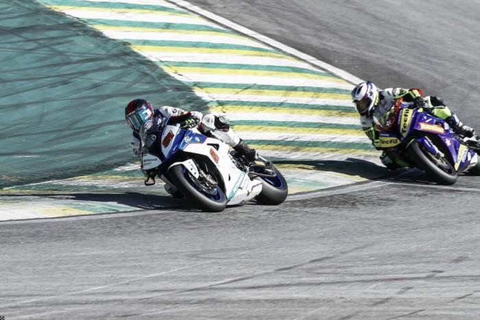 Sebastiano Zerbo enfrenta problemas na SuperBike Brasil em Interlagos