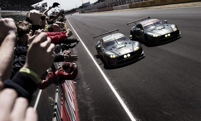 Aston Martin e sua conquista em Le Mans