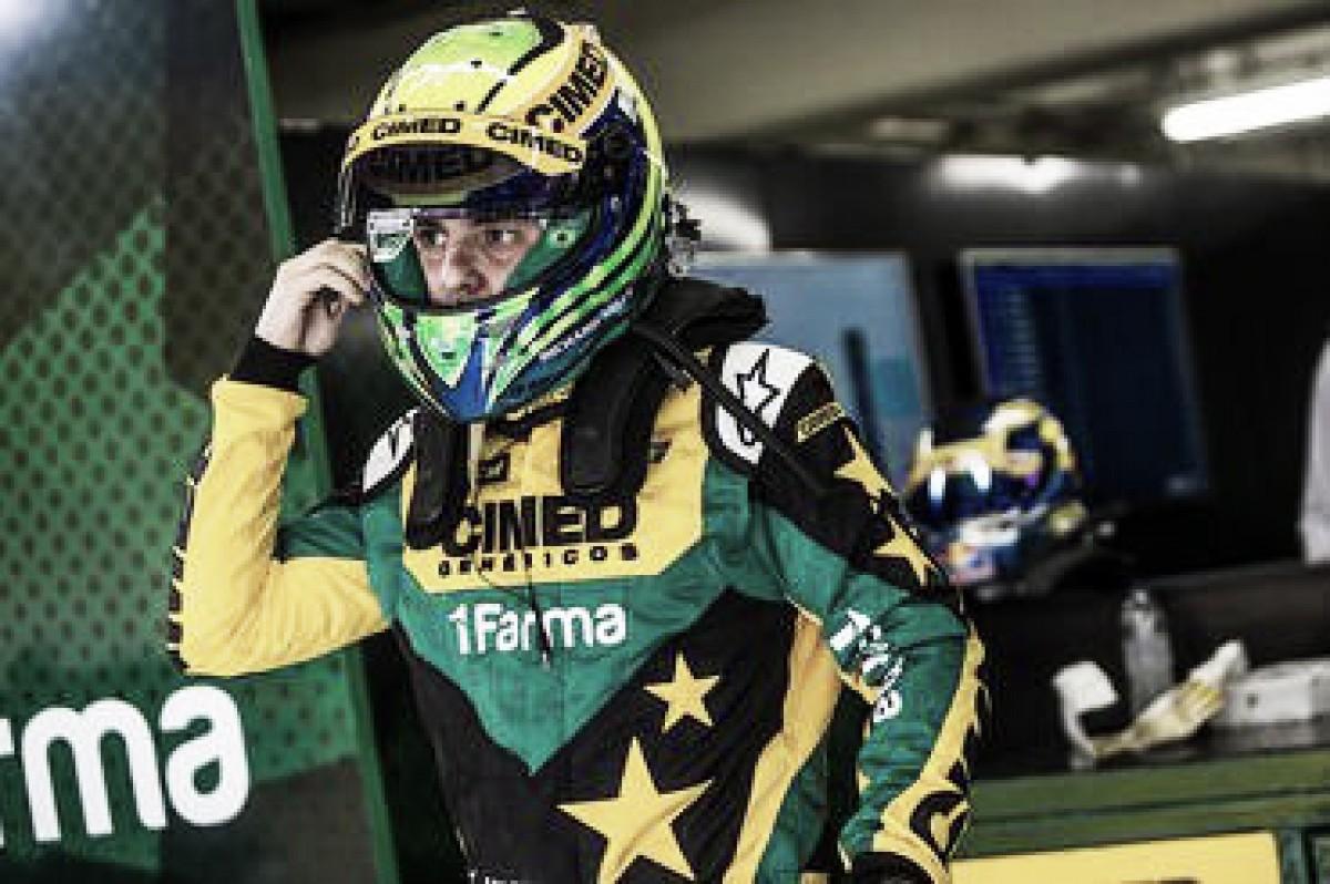 Felipe Massa mostra boa adaptação com carro da Stock Car em Interlagos