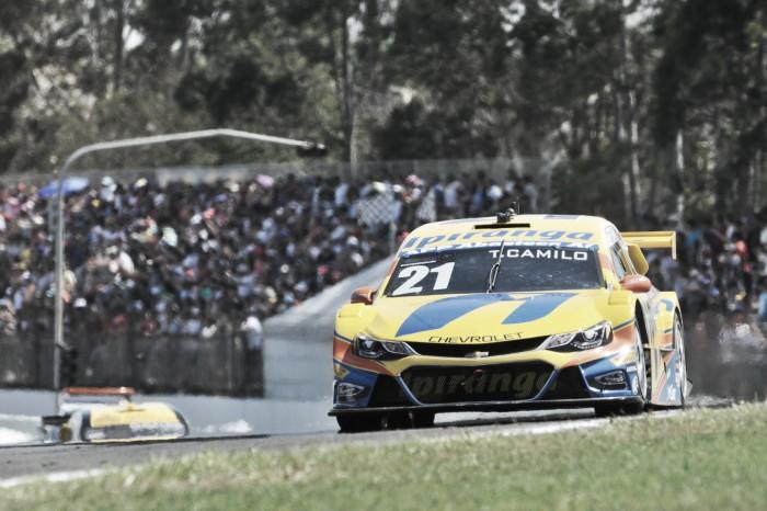 Thiago Camilo e Ricardo Zonta vencem pela Stock Car em Londrina