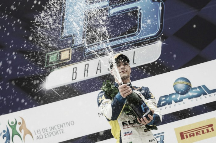 Matheus Iorio vence em Cascavel pela Fórmula 3 Brasil