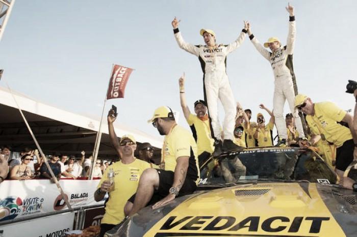 X Rally Team vence Rally dos Sertões 2016