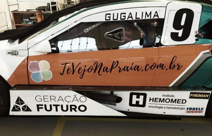 Guga Lima vai em busca de seu melhor resultado na Stock Car em Cascavel