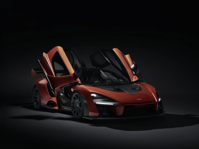 McLaren Senna, o novo esportivo da construtora britânica