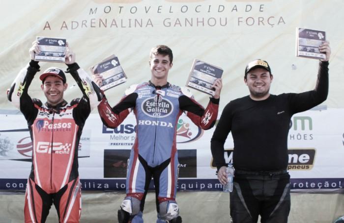 José Duarte fatura duas vitórias no Campeonato Nordeste de Motovelocidade