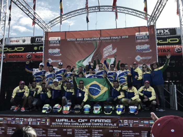 Rafael Câmara faz boa apresentação no Rotax Grand Finals na Itália