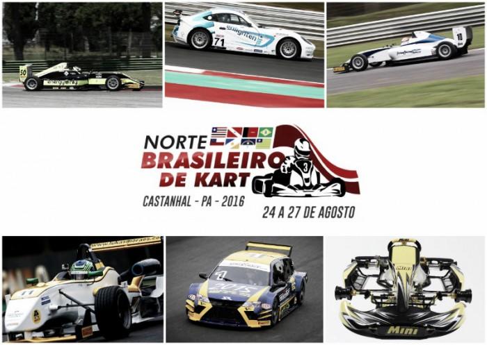 Norte Brasileiro de Kart confirma premiação oficial de mais de R$ 250 mil