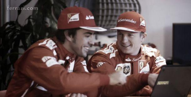 """Kimi: """"Corremos sem nos importar com quem seja nosso companheiro de equipe"""""""