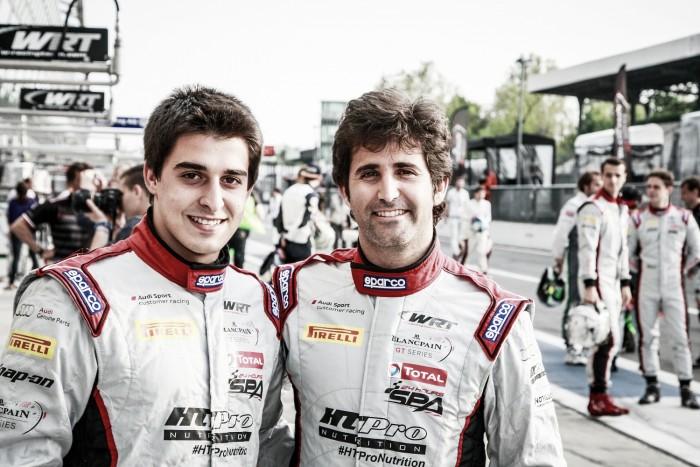 Brands Hatch, o novo desafio de Rodrigo Baptista e Sergio Jimenez no Blancpain GT Series