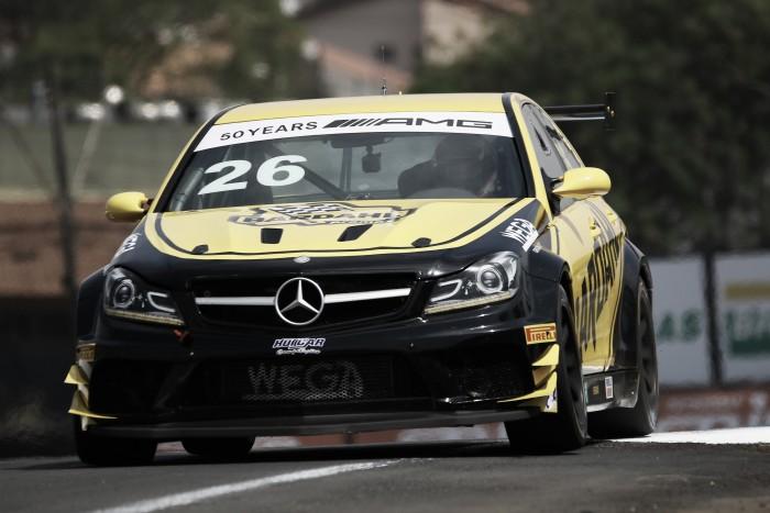 Flávio Andrade conquista pódio pelo Mercedes-Benz Challenge em Londrina