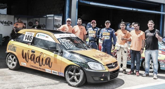 Dorivaldo Gondra Jr e Rogério dos Santos satisfeitos com participação no 31º Casvavel de Ouro