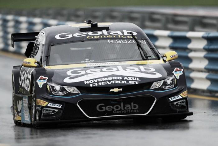 Rafael Suzuki comemora estreia da Stock Car no Circuito dos Cristais em Minas Gerais