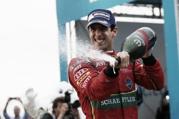 Lucas di Grassi, chega em segundo na abertura da Fórmula E em Hong Kong