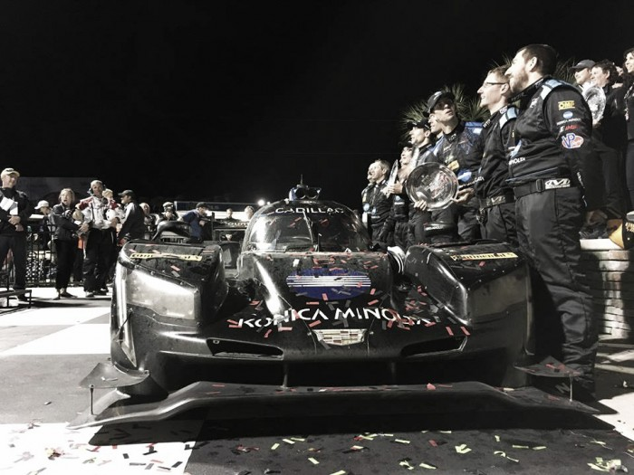 Wayne Taylor Racing vence as 12 Horas de Sebring