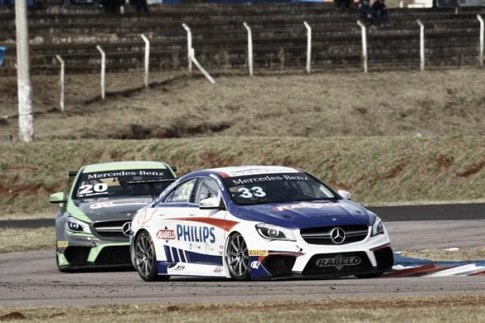 Vitória de Adriano Rabelo em Tarumã pela Mercedes-Benz Challenge