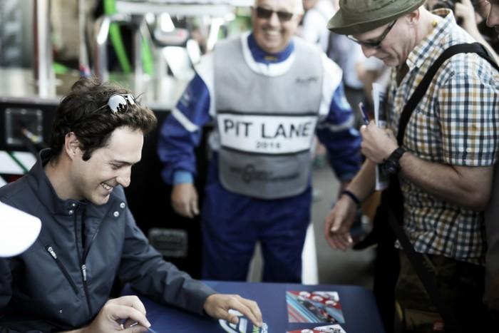 Bruno Senna confiante para defender liderança nas 24 Horas de Le Mans