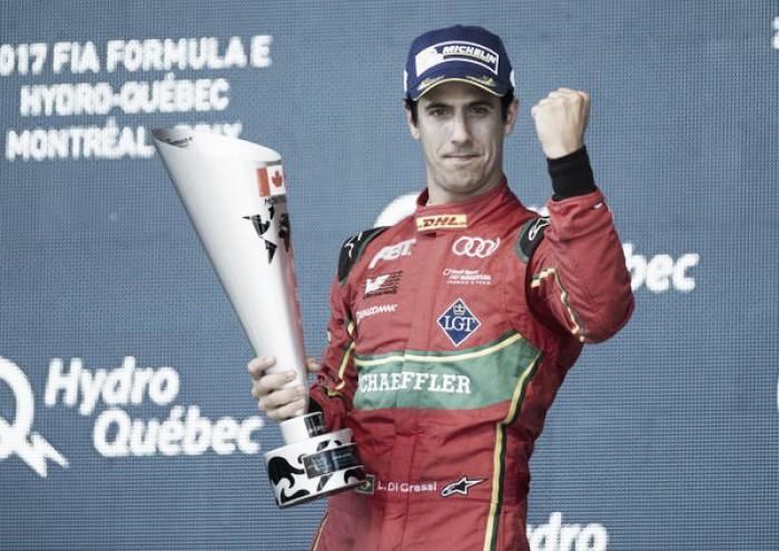 Lucas Di Grassi é campeão pela Fórmula E