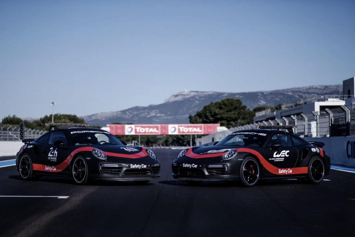 Porsche 911, o novo Safety Car do Mundial de Endurance