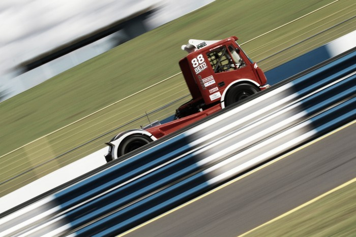 Imprevisibilidade marca 3º etapa da Copa Truck em Campo Grande