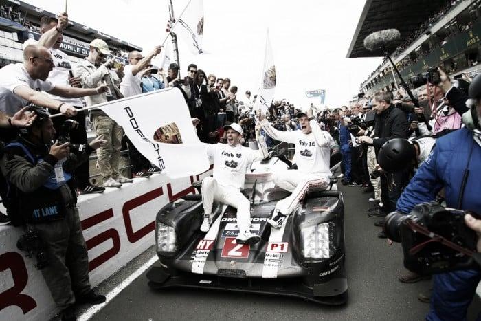 Porsche vence pela 18º vez as 24 horas de Le Mans