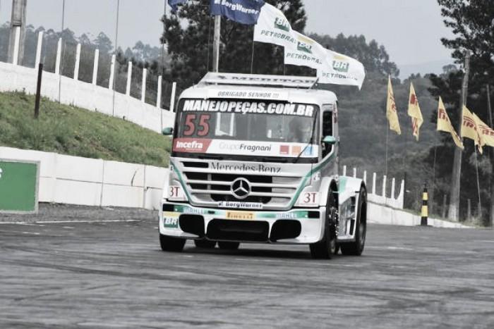 Título da temporada 2016 da Fórmula Truck, um desafio para Paulo Salustiano