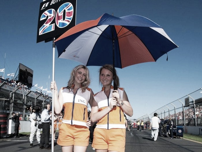 Fórmula 1 vai deixar de ter mulheres na partida e no pódio