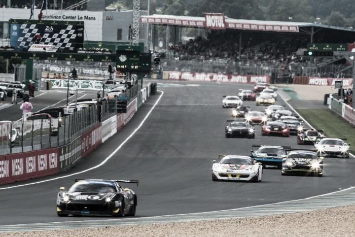 Michelin GT3 Le Mans Cup realiza sua terceira etapa na Áustria