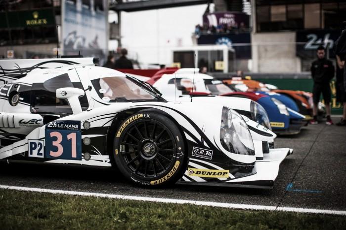 Pipo Derani pronto para Le Mans