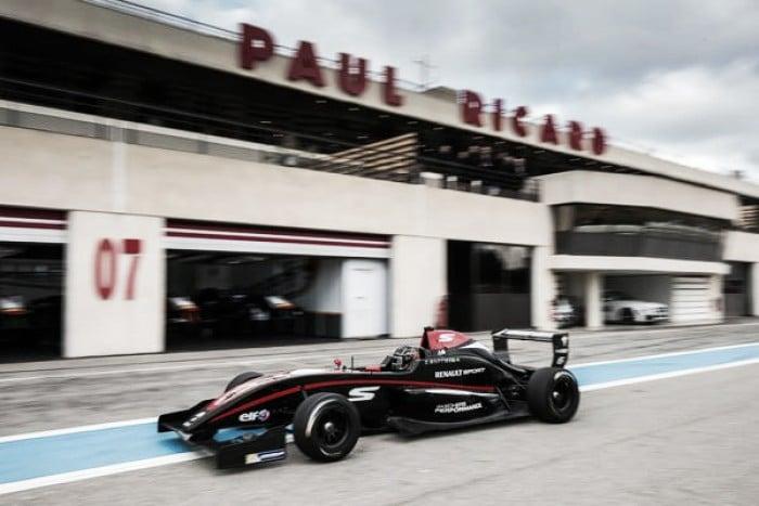 Bruno Baptista está confiante para etapa de Paul Ricard da Fórmula Renault 2.0