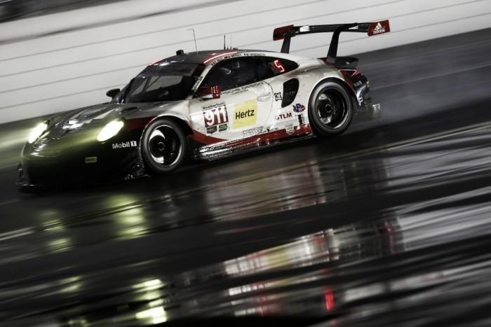 "Frank-Steffen Walliser da Porsche: ""Estávamos a 2 segundos da vitória"""