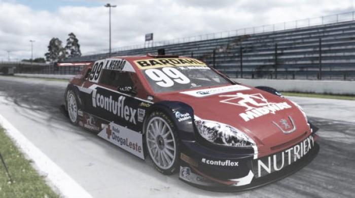 Pela Stock Car, Xandinho Negrão corre pela Cavaleiro Sports em Curitiba