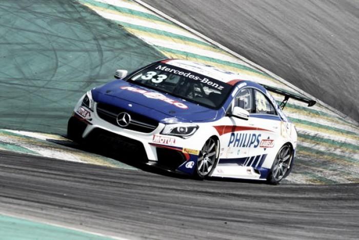 Adriano Rabelo satisfeito com pódio pela Mercedes-Benz Challenge em Interlagos