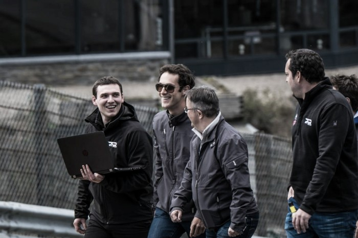 Bruno Senna otimista para as 6 horas de SPA