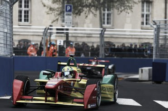 Lucas di Grassi chega a Berlin para etapa da Fórmula E buscando ampliar liderança