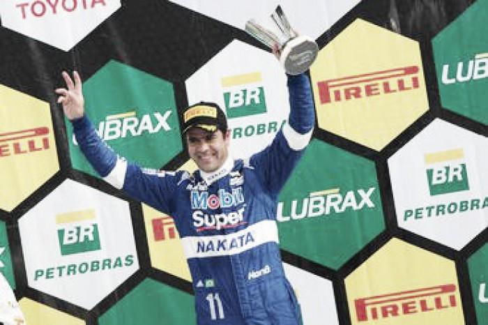 Nonô Figueiredo vence segunda corrida da copa Petrobras em Santa Cruz do Sul