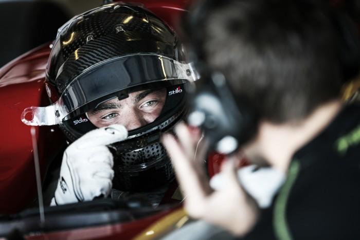 Thiago Vivacqua satisfeito com testes pela GP3 e Fórmula 2 em Abu Dhabi