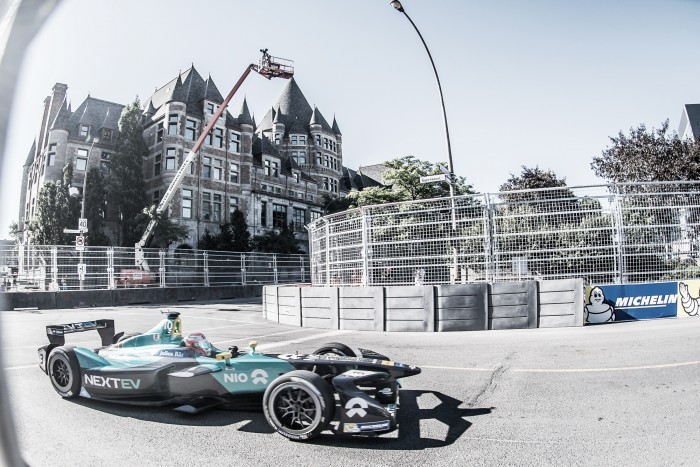 Nelsinho Piquet fica fora dos pontos em Montreal pela Fórmula E