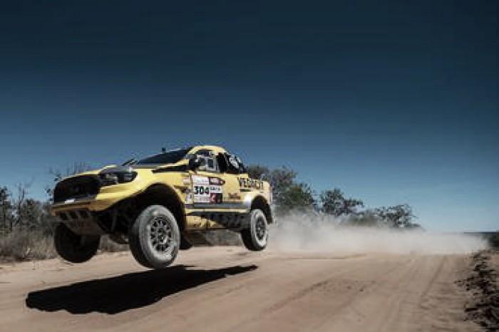 Rally dos Sertões chega ao deserto do Jalapão com X Rally Team na liderança