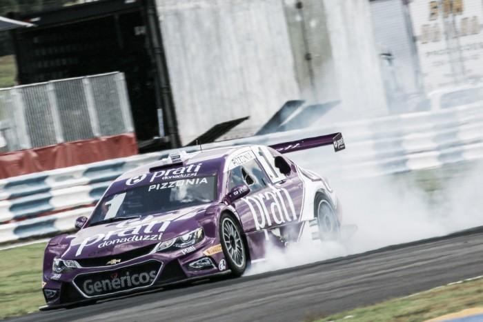 Julio Campos e Antonio Pizzonia esperam tempos mais baixos em Goiânia pela Stock Car