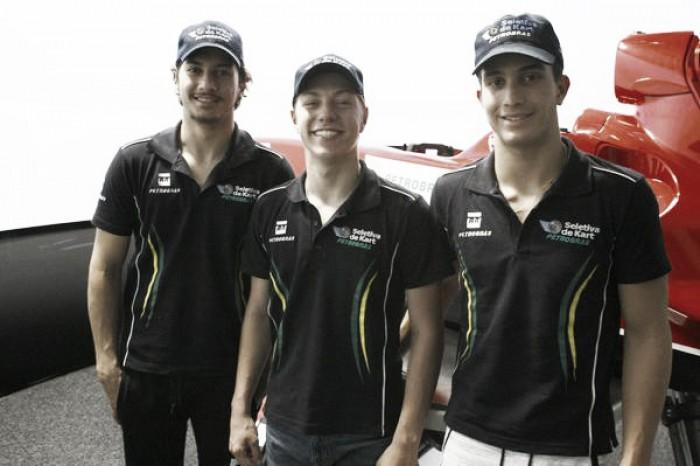 Vencedores da Seletiva Petrobras de kart, exaltam grande aprendizado em ações na Europa