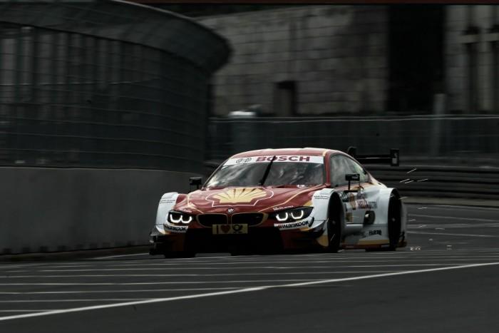 Augusto Farfus abandona segunda corrida pela DTM em Norisring