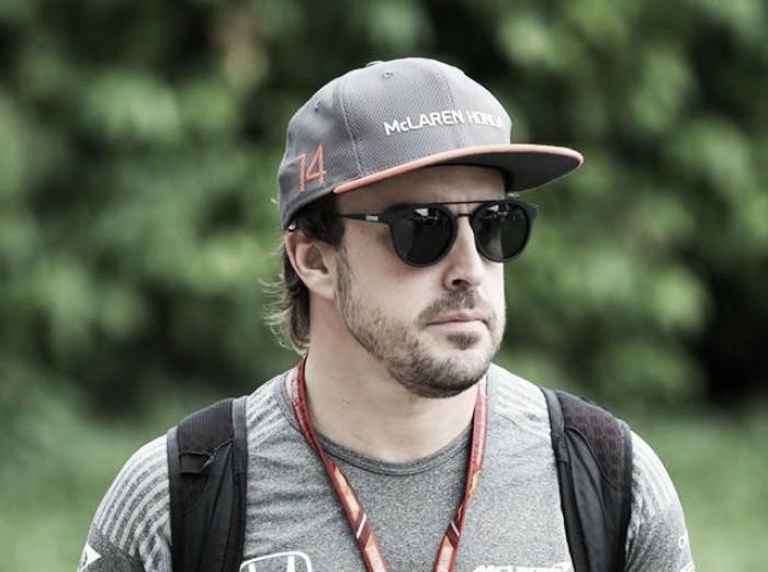 Toyota inicia conversas com Alonso para Le Mans 2018