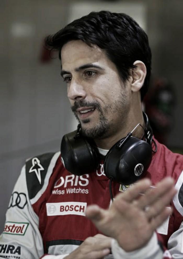 Lucas Di Grassi busca primeira vitória da Audi em Fuji
