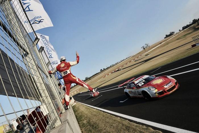Shell Racing faz dobradinha na abertura da Porsche Império GT3 Cup no Velo Città