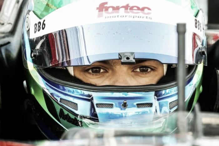 Bruno Baptista confiante para última etapa da Fórmula Renault em Hockenheim
