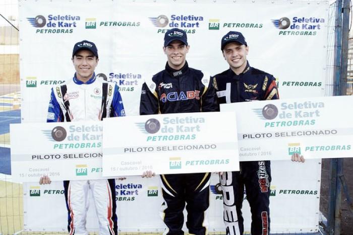 Seletiva de Kart Petrobras define mais três finalistas em Cascavel