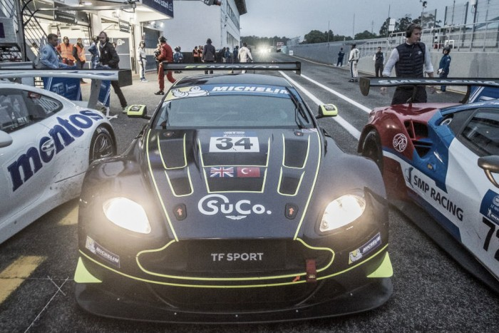 TF Sport vence no Estoril e fatura título do Michelin GT3 Le Mans Cup 2016