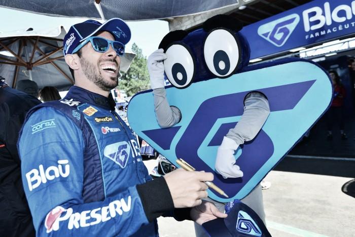 Etapa de Interlagos da Stock Car marca despedida de Márcio Campos da Blau Motorsport