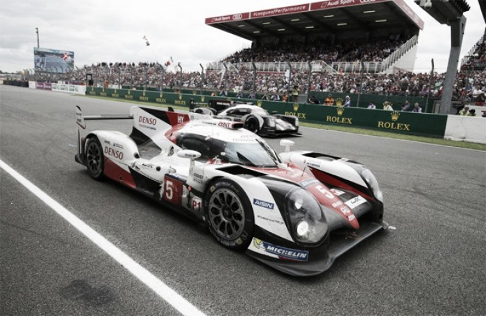 Toyota revela falha que lhe tirou vitória nas 24 horas de Le Mans