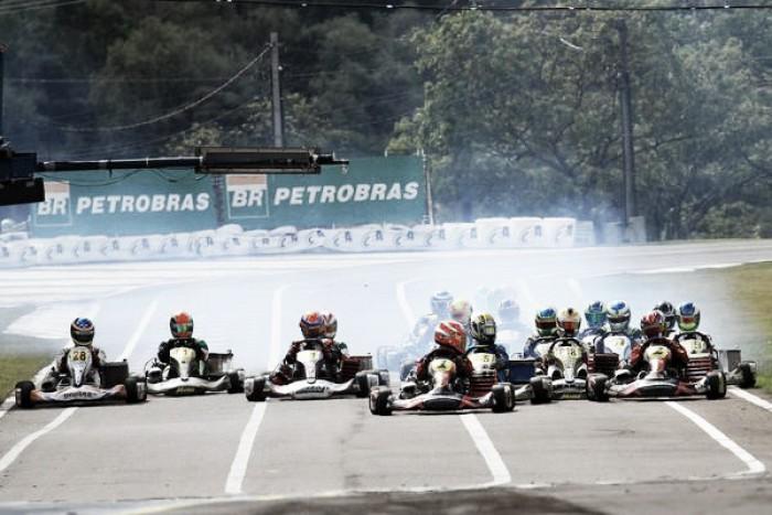 Seletiva de Kart Petrobras chega em Teresinha para disputa das três últimas vagas de 2016